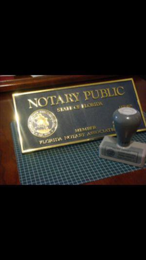 Notary Public Mobile/Notaria Publica for Sale in Orlando, FL