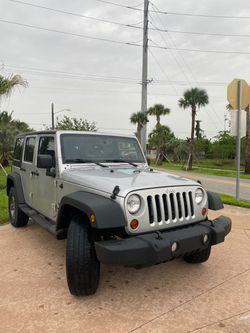 2012 Jeep Wrangler Thumbnail