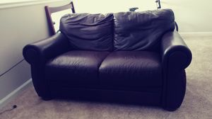 Leather Loveseat for Sale in Apex, NC