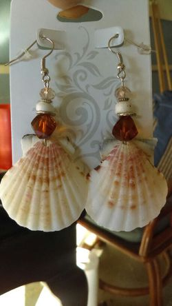 Handcrafted earrings Thumbnail
