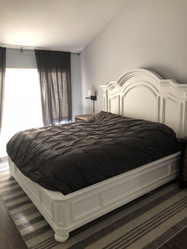 Designer King Bed Frame For Sale In Orange CA