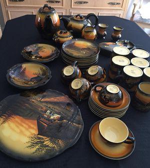 40 PC Majolika Schramberg set for Sale in Winter Springs, FL