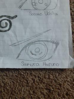Naruto Eye Drawings Thumbnail