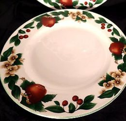 Cade's Cove Collection by Citation Lot of 4 Dinner plates Thumbnail