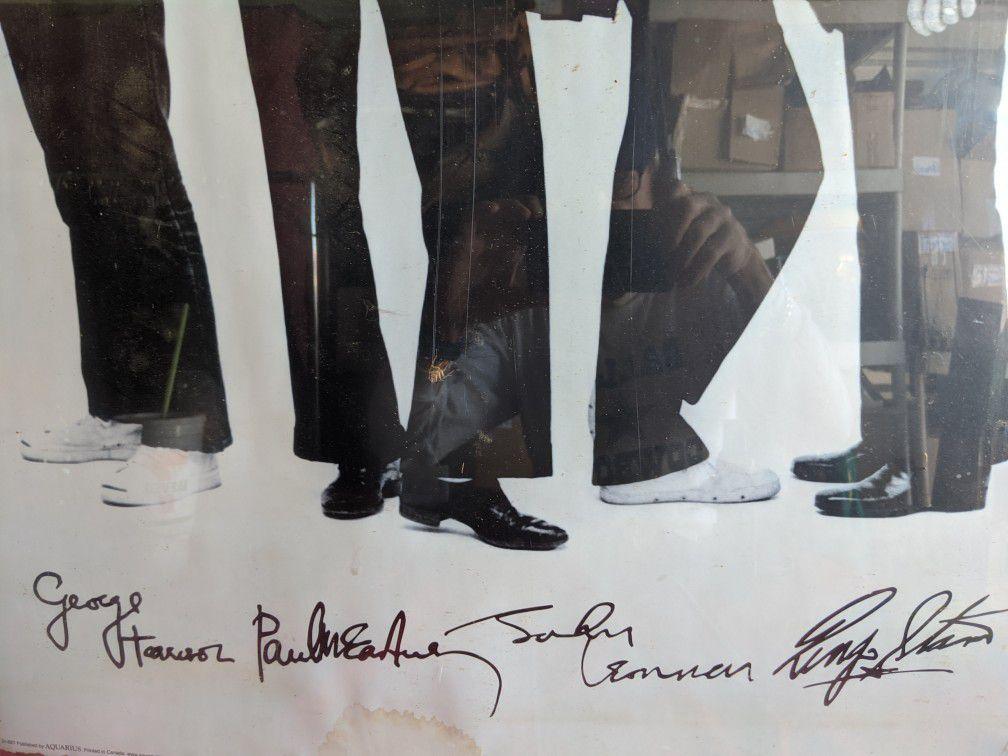 The Beatles Portrait Poster