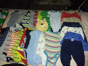 Baby boy clothes for Sale in Winters, TX