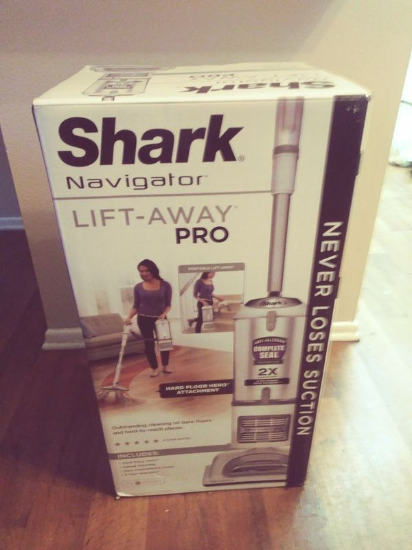 Shark Navigator Lift Away Bare Floor Attachment Carpet