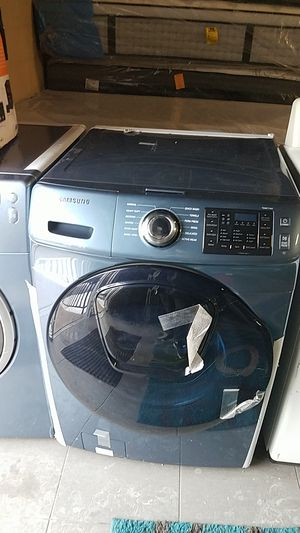 Samsung washer with easy drop hatch for Sale in OH, US