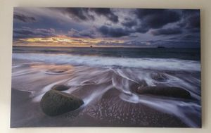 Wall art decor 3ft tall x 4ft width for Sale in Rockville, MD