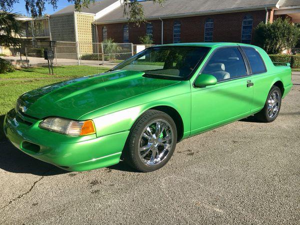 96 Custom Cougar Gt Mustang Motor
