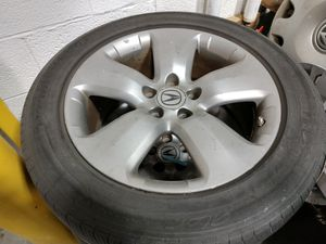 Acura Rdx Wheels For Sale In Worthington OH OfferUp - Acura rdx rims for sale