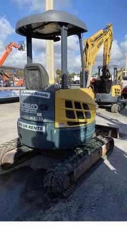 Kobelco excavator Thumbnail