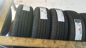 four bright new set of tires for sale 215/65/15 for Sale in Washington, DC