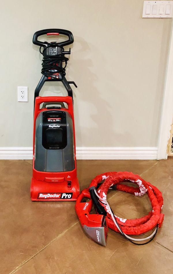 Rug Doctor Pro Deep Carpet Cleaner. Phoenix, AZ