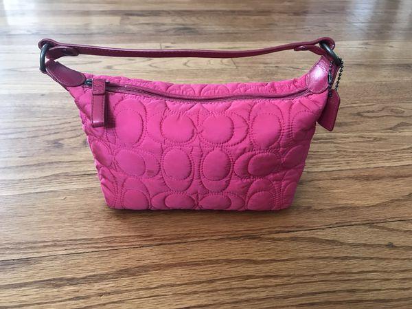ba2117a4116 Hot Pink Coach Purse Small Handbag *Please Read Description* for ...