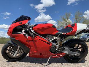 Photo Ducati 999