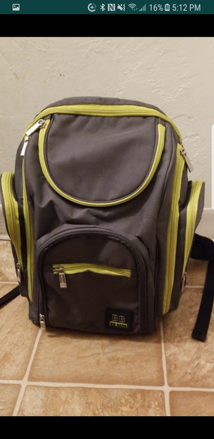 Bb gear diapper backpack for Sale in San Diego, CA