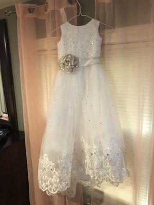 FloWer girl Dress size4 for Sale in Germantown, MD