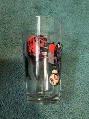 Collectible Star Wars Alamo Glass for Sale in Schaumburg, IL