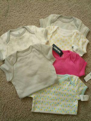 Lot of 6 Newborn Bodysuits for Sale in Fairfax, VA