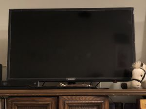 "Samsung 40"" LED Smart TV for Sale in Alexandria, VA"