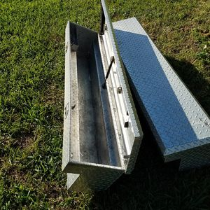 Diamond plate tool boxes for Sale in Saint Cloud, FL