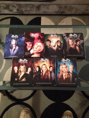 complete buffy series for Sale in Sterling, VA