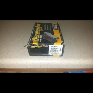 Duralast gold rear brake pads Part number (DG658) for Sale in TN, US