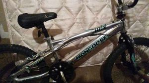 Aluminium Mongoose BMX bike. for Sale in Southaven, MS