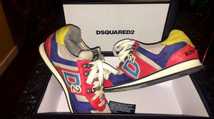 DSQUARED2 Men's Size 41 Sneakers for Sale in Seattle, WA