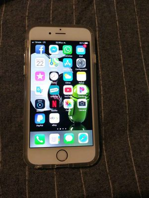 IPHONE 6s 32 gb liberado for Sale in Hyattsville, MD