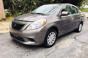 2012 Nissan Versa Pure Drive •• Priced Cheap —> drives but Needs Work for Sale in Chillum, MD