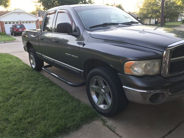 2002 Dodge Ram 1500 4x4 SLT 4 door Truck mileage exempt ...