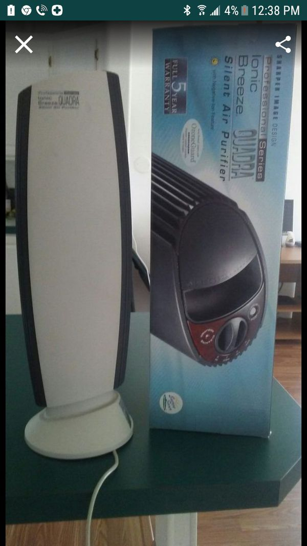 Sharper Image Air Purifier For Sale In Winlock Wa Offerup