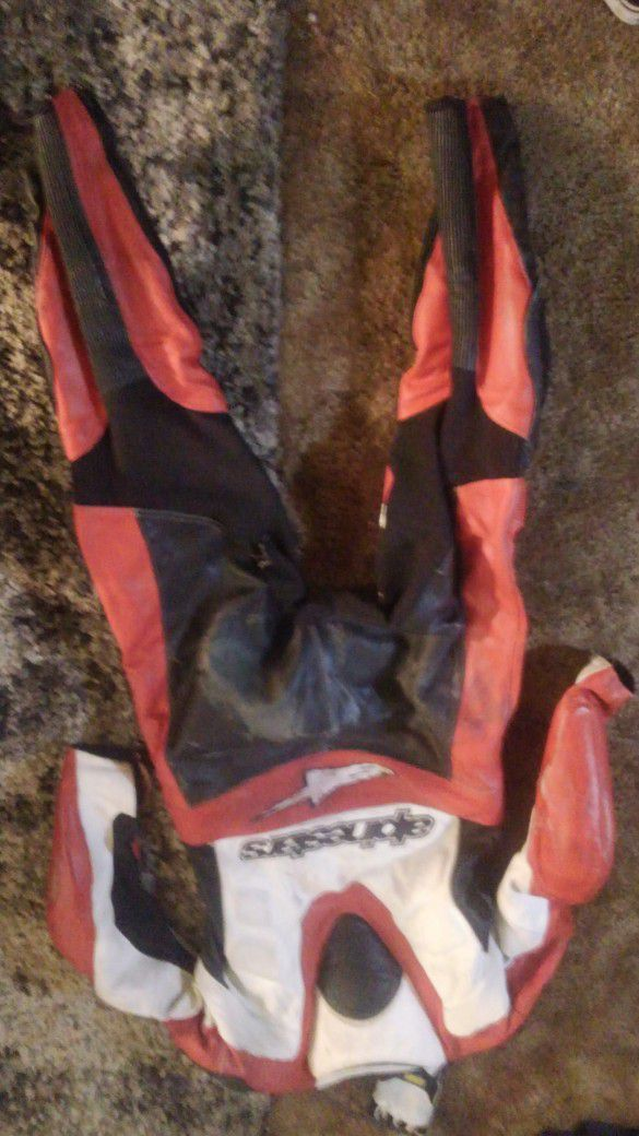 Photo Alpinestars Motorcycle Racing Suit Will Take Best Offer