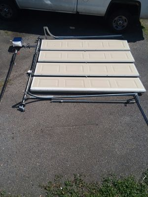 All complete and functional garage door for Sale in Puyallup, WA
