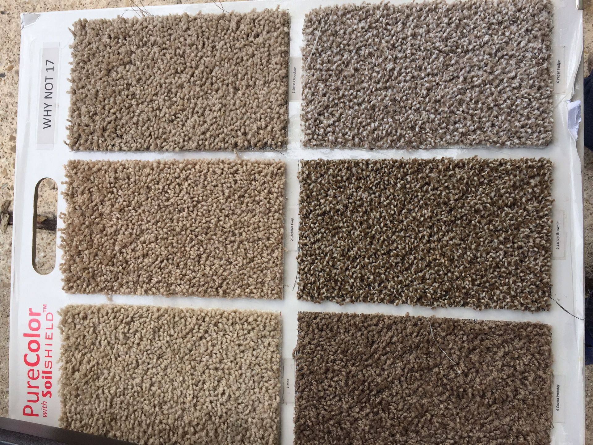 Carpet for sale 5.50 per yard minimum 100 yards