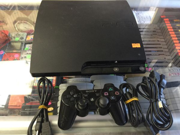 PS3 slim 160gb for Sale in Brooklyn, NY - OfferUp