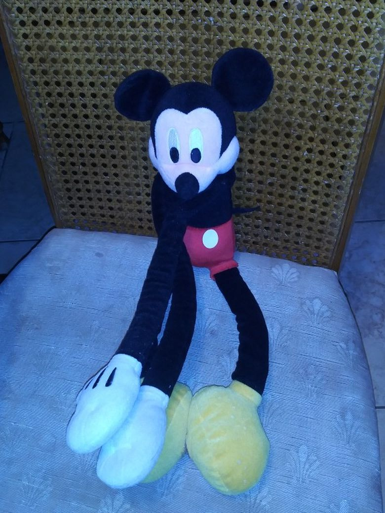 Micky mouse plush In Good condition