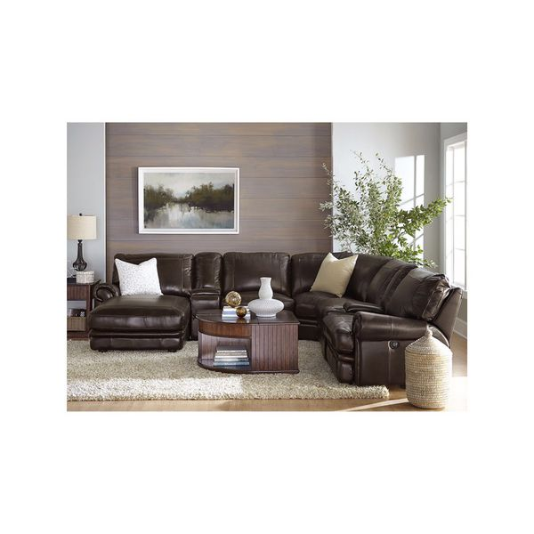 Nearly New Havertys Bentley Sectional For Sale In Johns