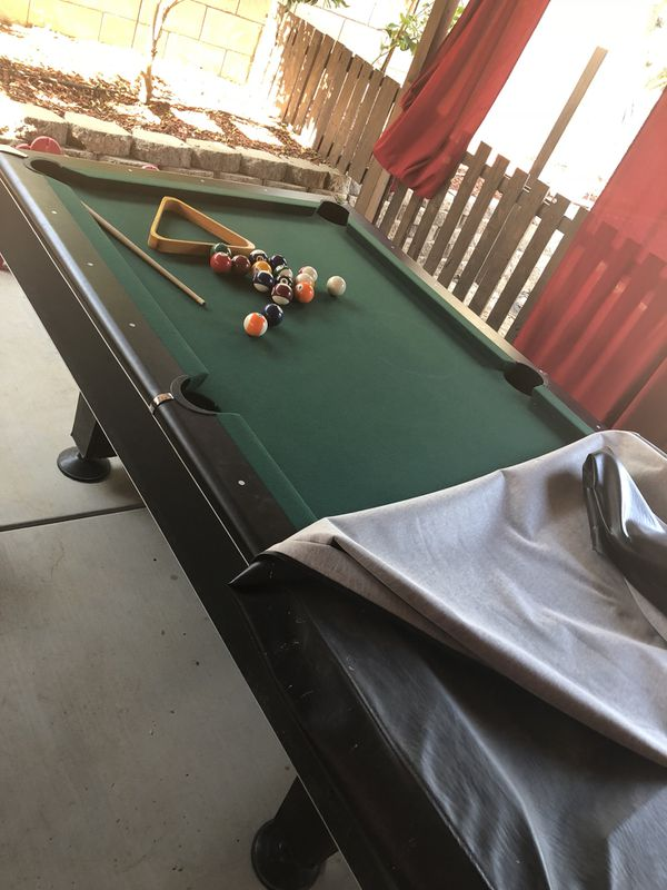 Pool Table For Sale In Winchester CA OfferUp - Winchester pool table