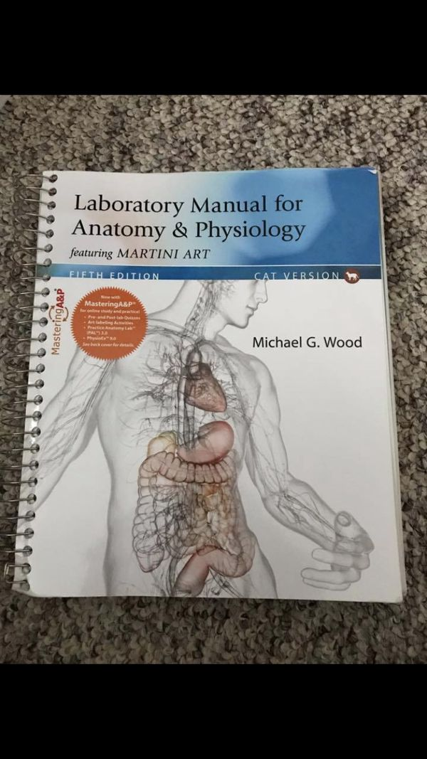 Anatomy and Physiology book package for Sale in Toledo, OH - OfferUp