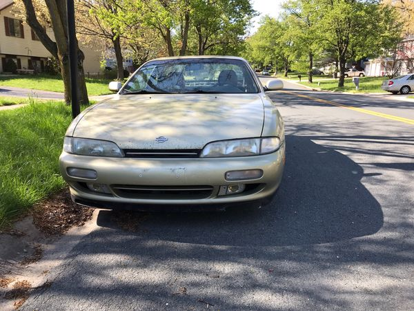 95 Nissan 240sx S14 Zenki For Sale 3300 For Sale In Silver Spring
