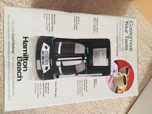 Hamilton Beach 12 cup coffee maker for Sale in Herndon, VA