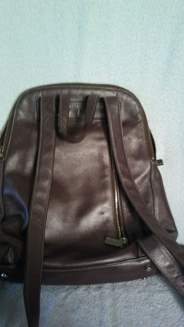 60549e0b64002d New and Used Leather backpack for Sale in Rancho Cucamonga, CA - OfferUp