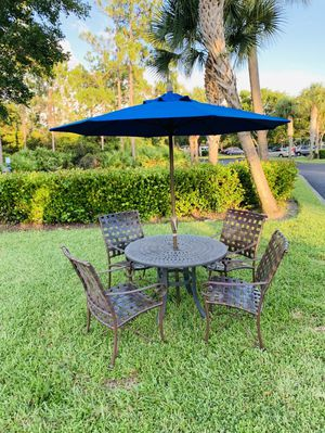 Patio Furniture Cape Coral Fl.New And Used Patio Furniture For Sale In Cape Coral Fl Offerup