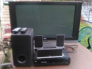 LG HOME THEATER SYSTEM for Sale in Washington, DC