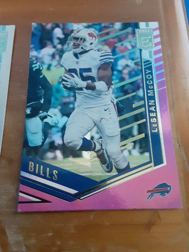 Buffalo Bills Football cards
