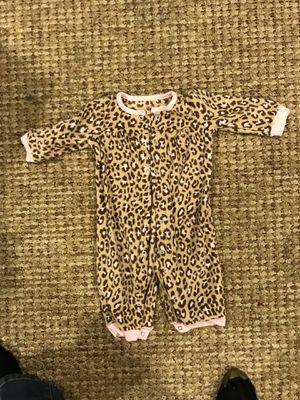 3-6 mo Girl's Snap PJs for Sale in Clarksburg, MD