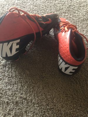 Nike football cleats for Sale in Queen Creek, AZ